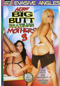 Horny Big Butt Brazilian Mothers 03